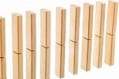 Domino Diagonal Row