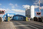 Dockyard swing bridge