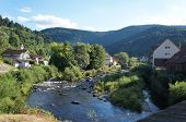 The Murg Valley in the Black Forest