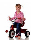 Happy Trike Rider