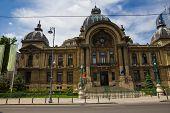 Bucharest Center - Cec Palace