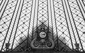 The old clock