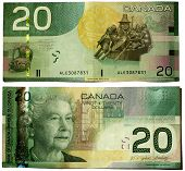 canadian dollars bank notes