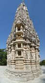 Apsaras, Dancing Girls And Jain Saints On Exterior Wall