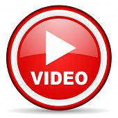 video web icon