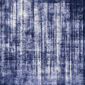 Old designed texture as abstract grunge background. With blue, gray patterns