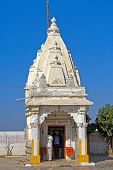Temple Of Hanuman In Porbandar