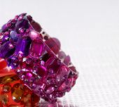 glamour diamond bracelet