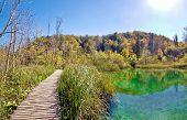 Plitvice Lakes National Park Boardwalk