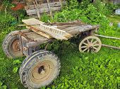 Rural Horse Cart - Telega