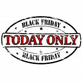 Black Friday Today Only