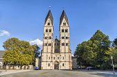 Church Of St Castor In Koblenz
