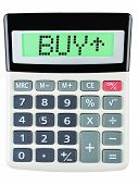 Calculator With Buy