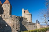 Rampart Of Carcassonne