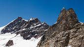 Sphinx High Altitude Observatory In Jungfraujoch Pass In Switzerland