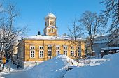 Lappeenranta. Finland. Old Town Hall