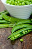 Hearthy Fresh Green Peas