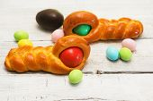 Trieste Easter Traditional Cake- Titole Triestine