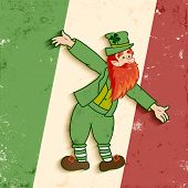 Leprechaun Flag