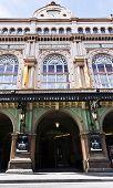 Gran Teatre del Liceu, is located on the Ramblas of Barcelona.