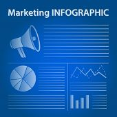 Business Marketing Infographic Concept