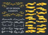 Hand-drawn elements