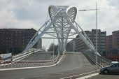 Garbatella Bridge In Rome