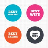 picture of mans-best-friend  - Circle buttons - JPG