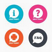 image of faq  - Circle buttons - JPG