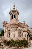 image of castle  - Colomares Castle - JPG