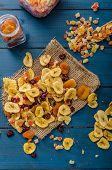image of papaya fruit  - Dried fruits  - JPG