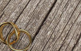 foto of married  - Marriage marriage marry ring rings wedding ring wedding rings 3D - JPG