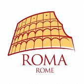 Roma Rome Coliseum Colosseum Italy