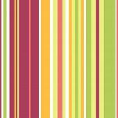 Vibrant stripes pattern