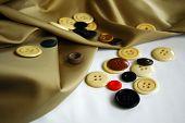various buttons