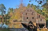 Historical gristmill