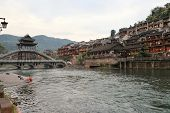 Fenghuang Ancient City, An Ancient City Waiting For You For Thousands Of Years poster