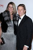 LOS ANGELES - NOV 5:  Colleen Bell, Brad Bell arrives at the LACMA Art + Film Gala at LA County Muse