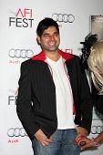 LOS ANGELES - NOV 5:  Reef Karim.. arrives at the AFI FEST 2011 Gala Screening of