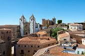 Caceres Historical Center