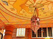 Entrance To The Palace Of Tsar Alexei Mikhailovich