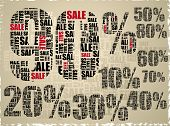 image of barter  - Percent of discounts consisting of a word  - JPG