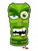Zombie-tiki