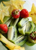Healthy Diet - Fruit Salad