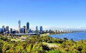Paisaje urbano de Perth