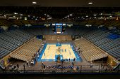 LOS ANGELES - FEB 26: General view of Pauley Pavilion interior before the Bruins last home game of the 2011 season renovations are estimated to cost $175 million with the completion date end of 2012.