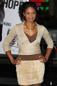 HOLLYWOOD - JAN 11:  Kimberly Elise attends The Book of Eli premiere on January 11 2010 at Grauman's