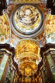 St. Peter und Paul Kirche in Stift melk