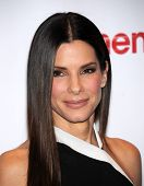 LAS VEGAS - APR 18:  Sandra Bullock arrives to the CinemaCon 2013: 20th Century Fox  on April 18, 20
