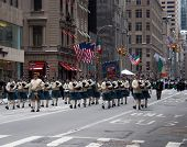 Photo Of St Patrick's Day Parade, Manhattan, New York